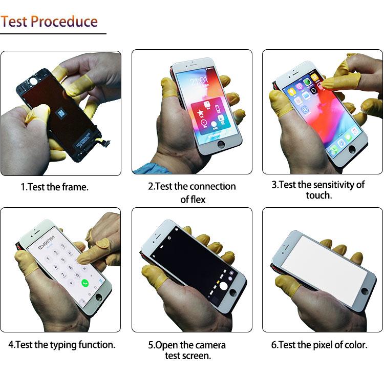 iPhone 11 Screen FOG